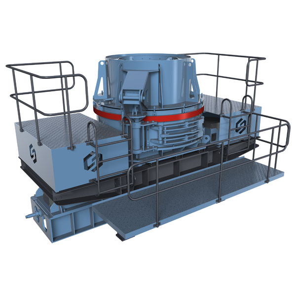stone jaw crusher assembly